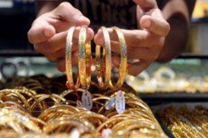 أرتفاع أسعار الذهب جنيه واحد لكل عيار