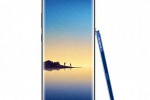 تسريب صور لهاتف Galaxy Note 8 باللون الأزرق الغامق تعرف على التفاصيل | شبكة عرب مصر