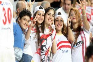 مباراة الزمالك والمصرى فى الدورى المصرى شاهد معنا   شبكة عرب مصر