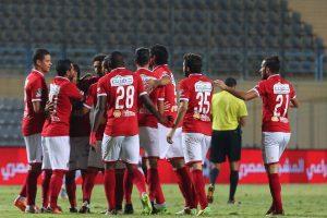 مباراة الاهلى ومصر المقاصة فى الدورى المصرى اليوم | شبكة عرب مصر