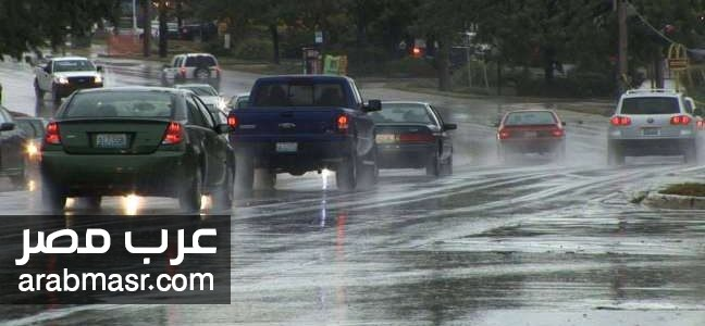 قيادة السيارة اثناء المطر نصائح مهمه لتفادي الحوادث التي تحدث في الطرق