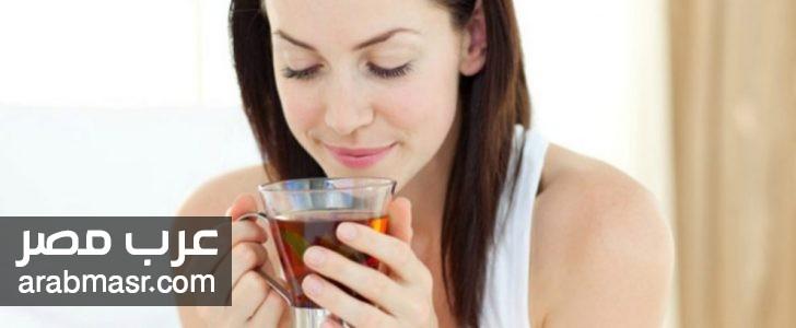 للتخلص من انتفاخ القولون والمه والمشاكل التي يوجهك اليها بمشروبات ساخنه